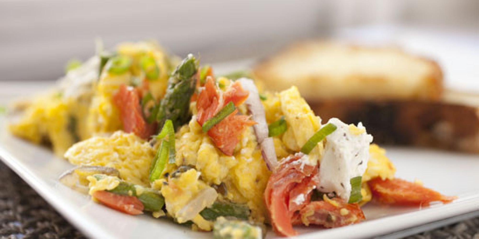 The Best Scrambled Egg Recipes You'll Ever Make (PHOTOS)