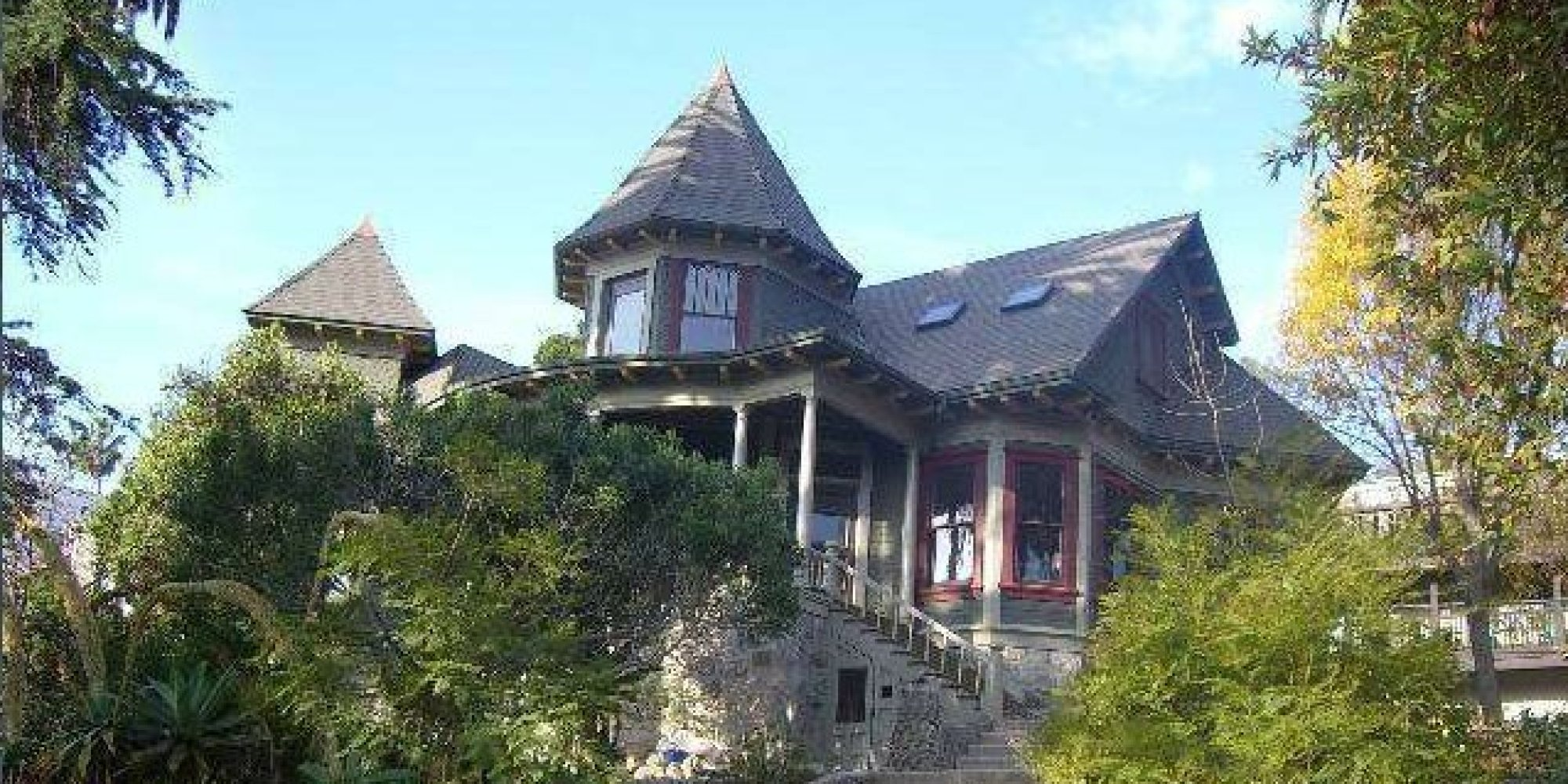 Spooky old houses for sale in los angeles photos huffpost for Rent a house la