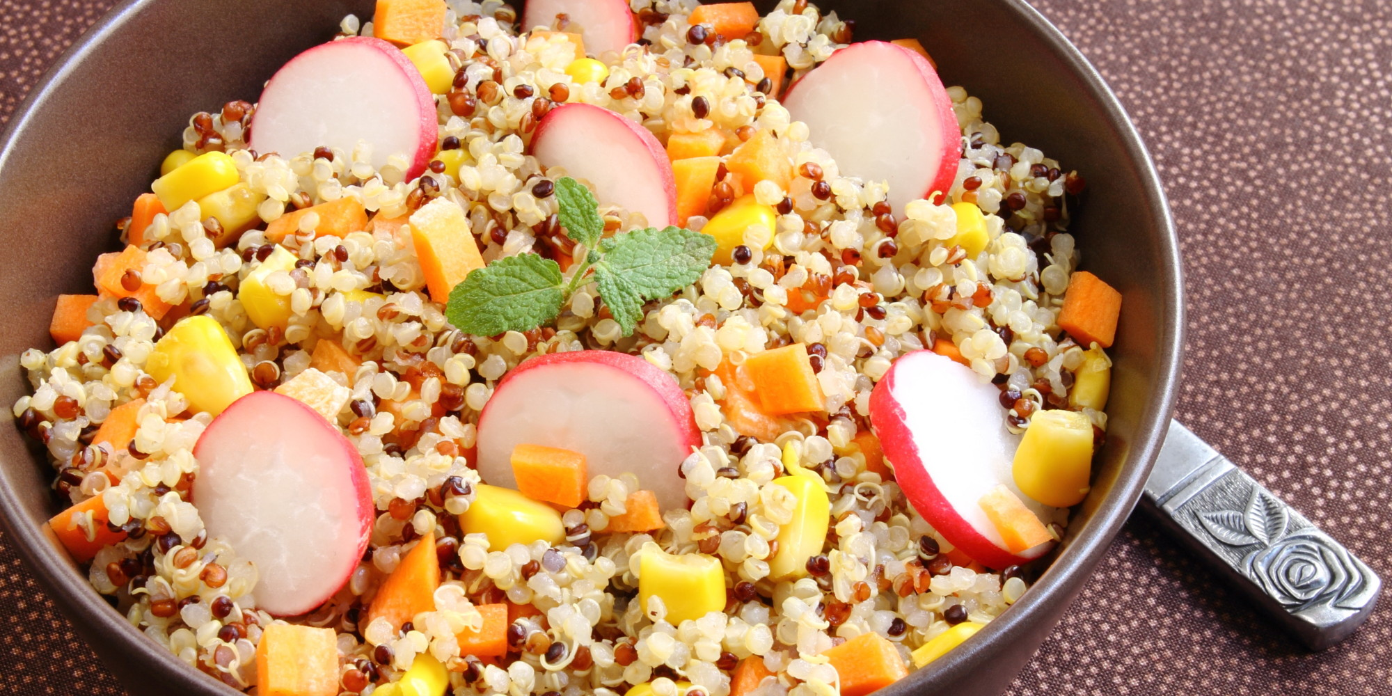 How To Cook Quinoa (video)