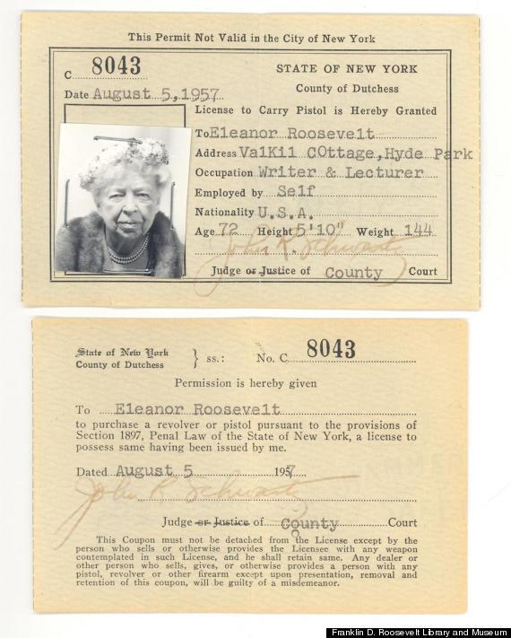 pistol license