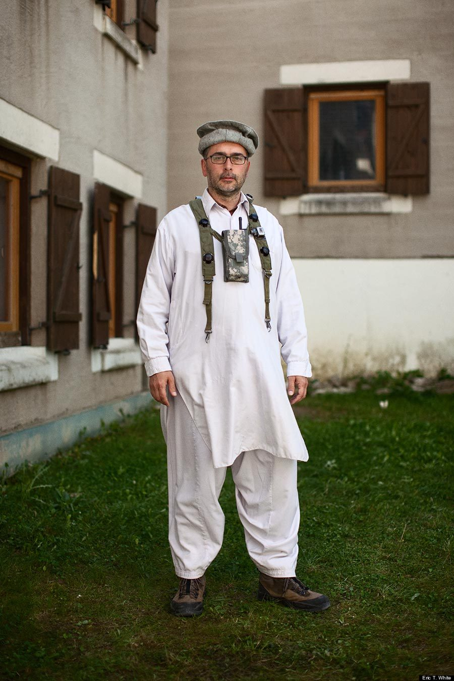 White Men Dressed As Afghan Citizens Reveal The Surreal ...