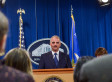 Cops Association President Uses Eric Holder Introduction To Attack DOJ's Stance On Marijuana