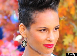 What's One Thing Alicia Keys Won't Do In Front Of Anybody Else?
