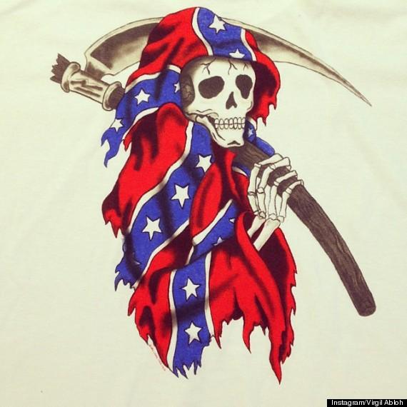 kanye west confederate flag shirts