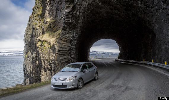 sudavik tunnel