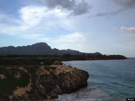 shipwreck beach trail kauai