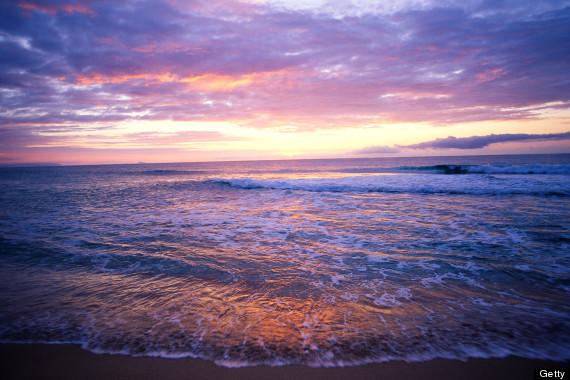 polihale sunset