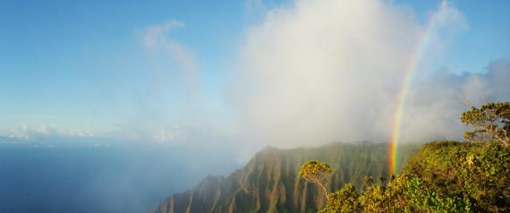 KAUAI RAINBOWS