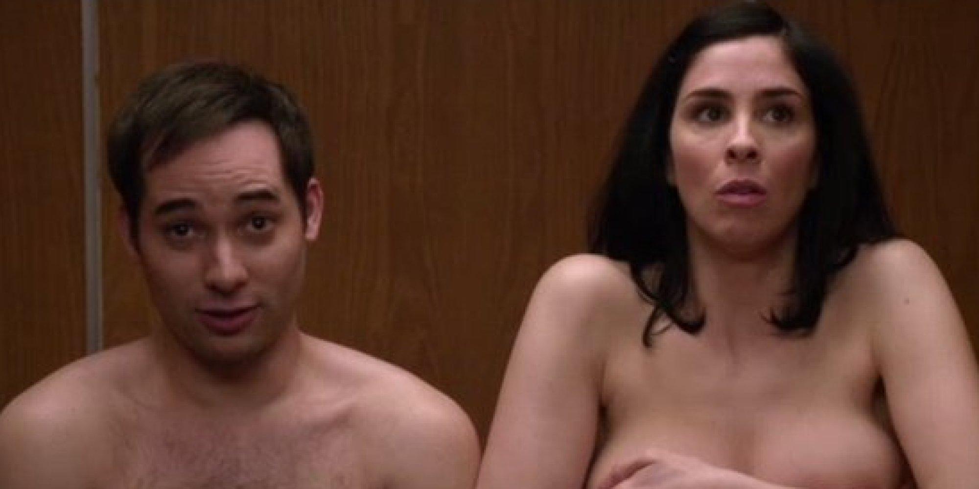 sarah silverman naked babe