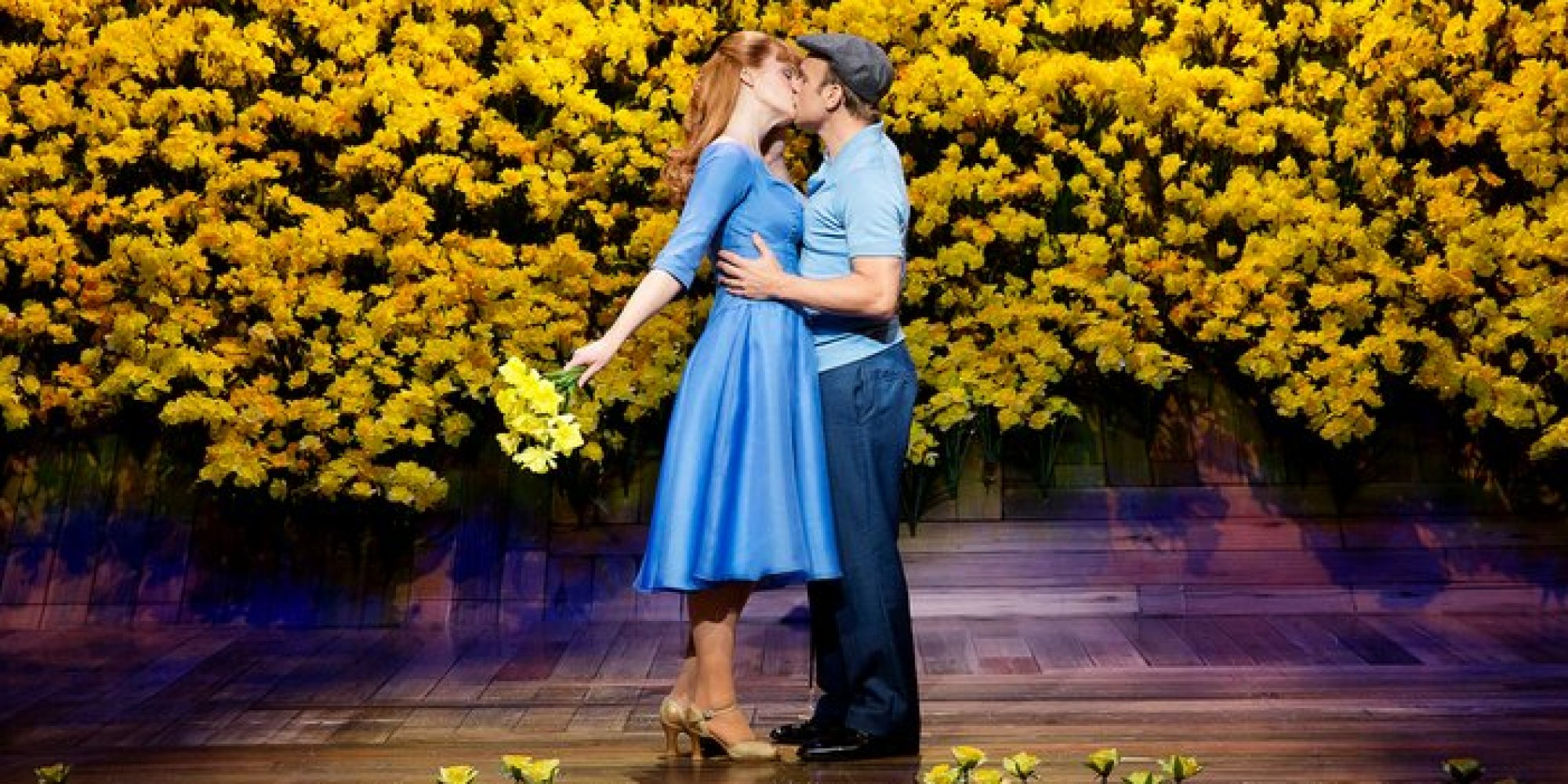 Review broadway 39 s 39 big fish 39 huffpost for Big fish cast