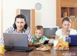Ocho formas en las que las pantallas destrozan nuestra vida familiar