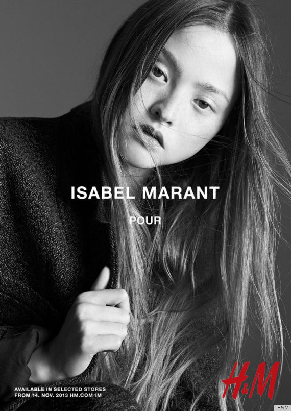 model ads isabel marant