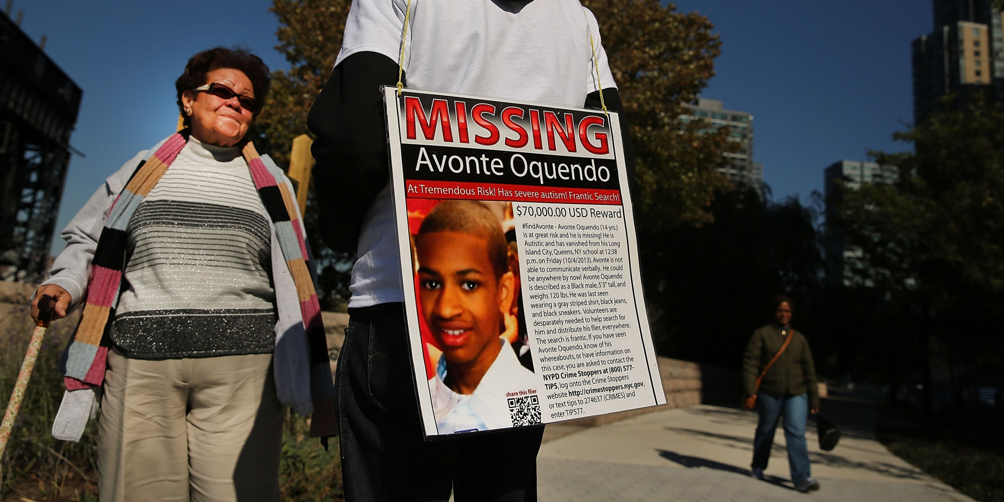 avonte oquendo It's been two months since the body of 14-year-old avonte oquendo was found in the river of new york, and now his older brother, danny, has written a letter to the city of new york, thanking people for coming together to try and find the autistic teen.