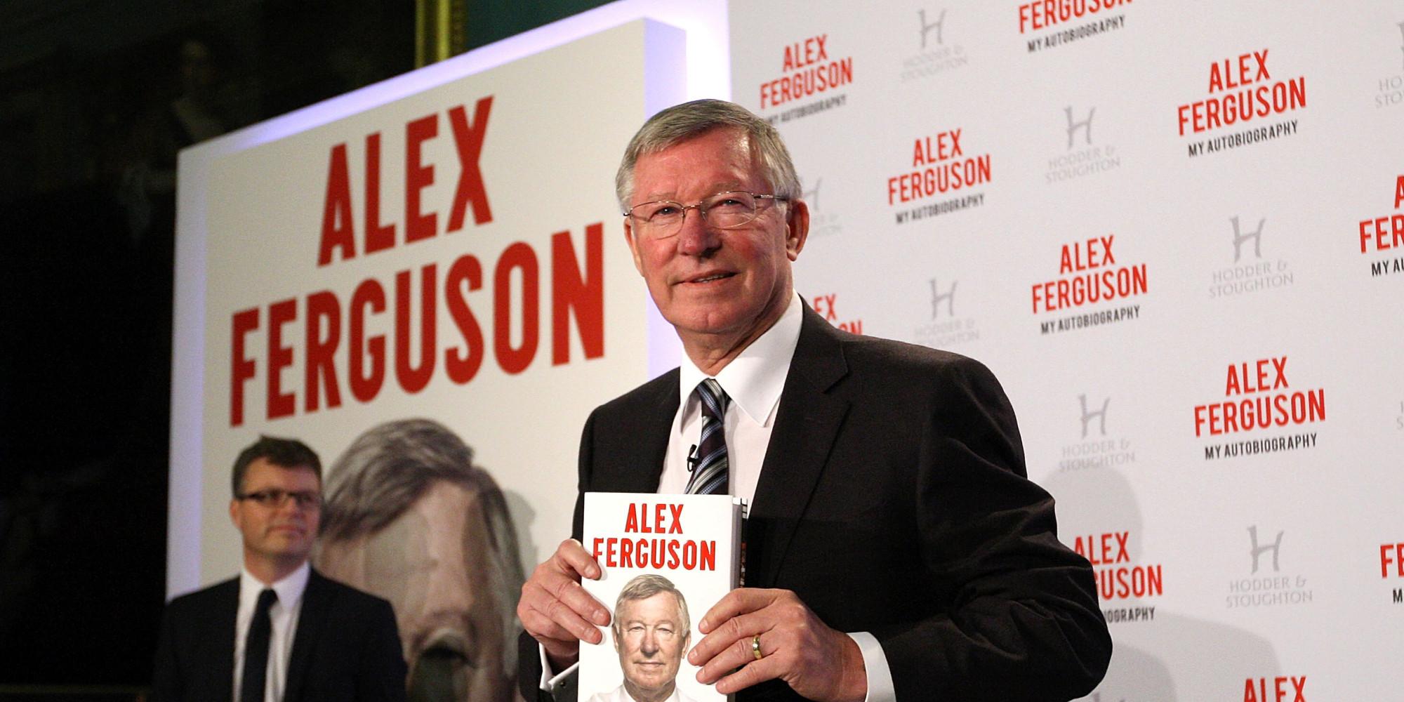 alex ferguson my autobiography ferguson alex Find great deals on ebay for alex ferguson my autobiography and alex ferguson my autobiography signed shop with confidence.