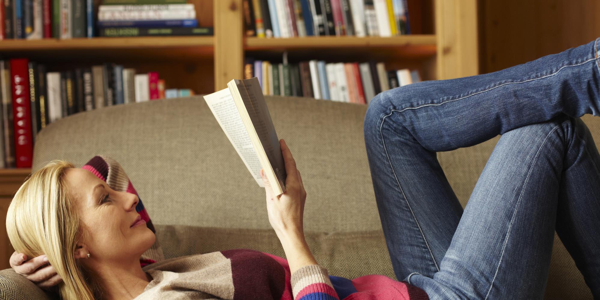 11 Benefits Of Reading Books