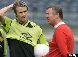 Sir Alex Ferguson Autobiography: David Beckham 'Surrendered' Career To MLS