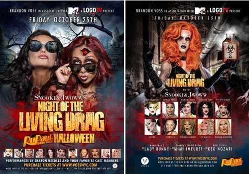 night of living drag