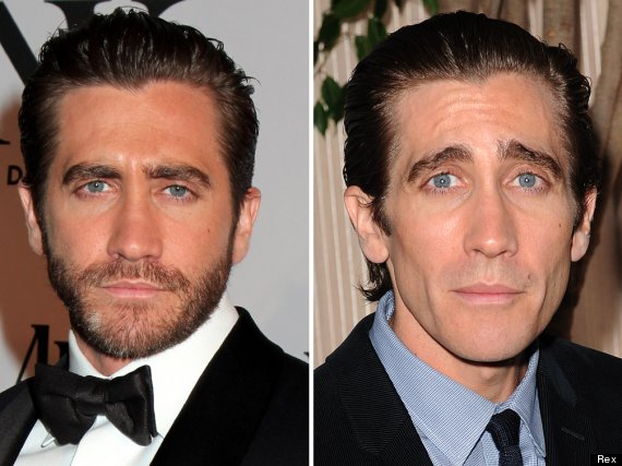 Jake Gyllenhaal Is Unrecognisable After Beefing Up To Play ...