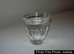 A Glass Of Tap Water