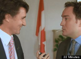 WATCH: 'You're Not Going To Hotbox My Office'
