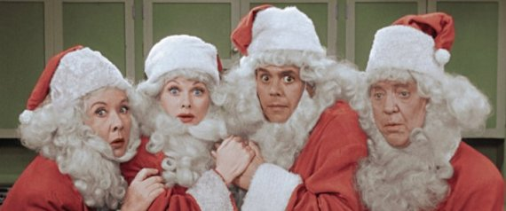 I LOVE LUCY CHRISTMAS SPECIAL CBS