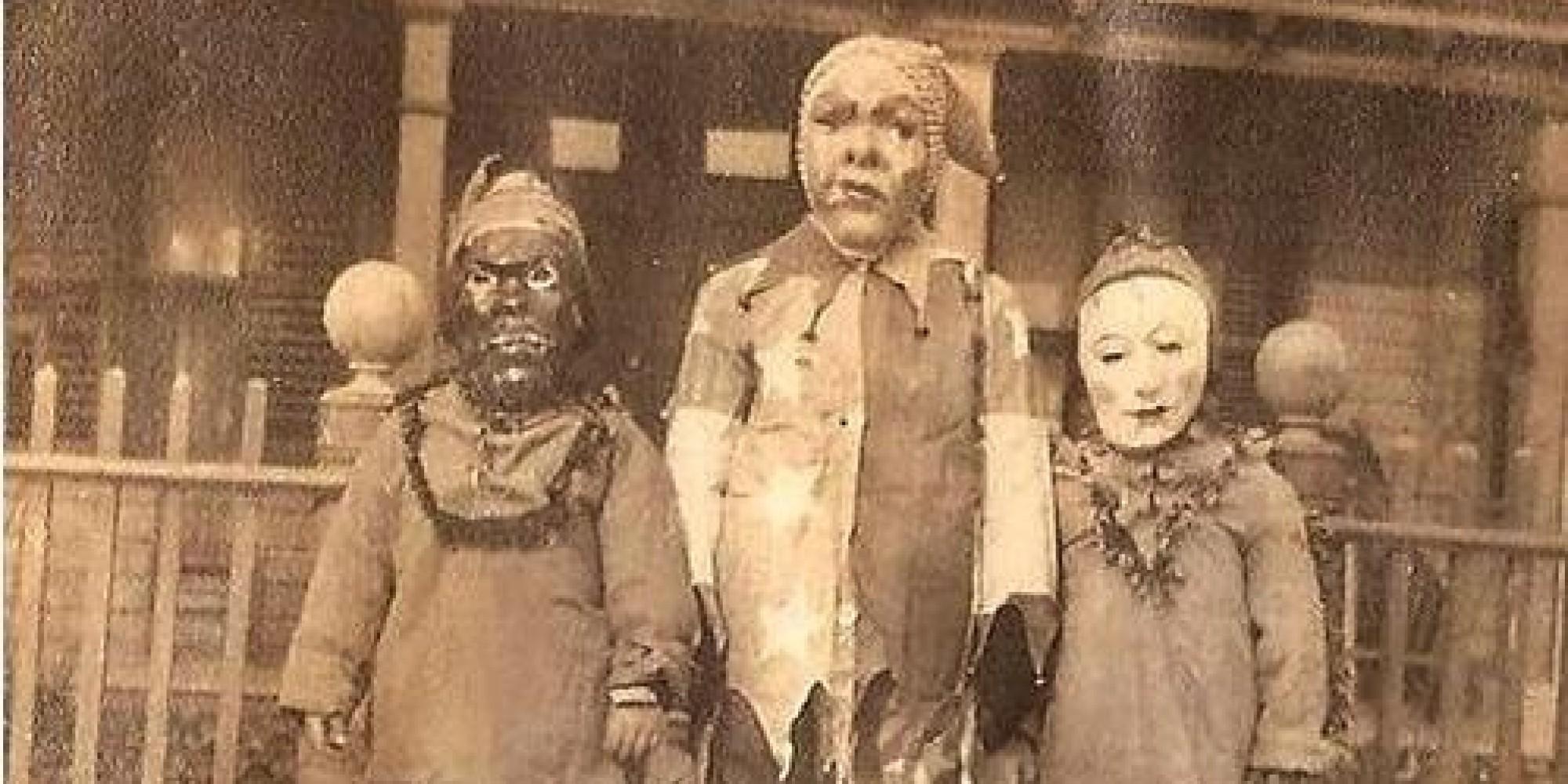 Страшные старушки на фото 9 фотография