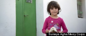 SYRIAN REFUGEE CHILDREN 2