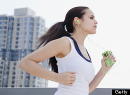 Run Your Stress Away With This Workout Playlist