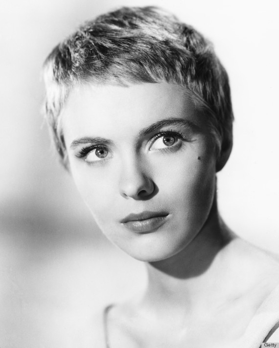 Pixie Cut Audrey Hepburn Jean seberg