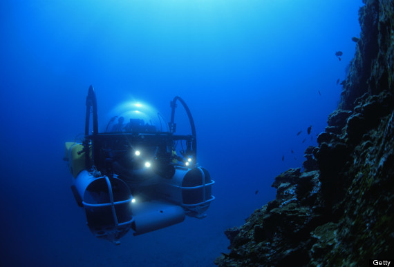 Image result for deep sea submarine tours