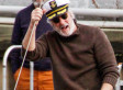 Richard Gere Looks A Far Cry From His 'Officer And A Gentlemen' Days As He Dons Another Sailor's Hat For 'Franny' (PICTURE)