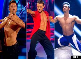 VOTE: Chest Flashing On 'Strictly' - Is It OK?