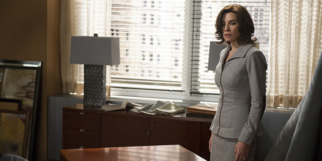 view download images  Images Julianna Margulies Goes Behind 'The Good Wife' Betrayal | HuffPost