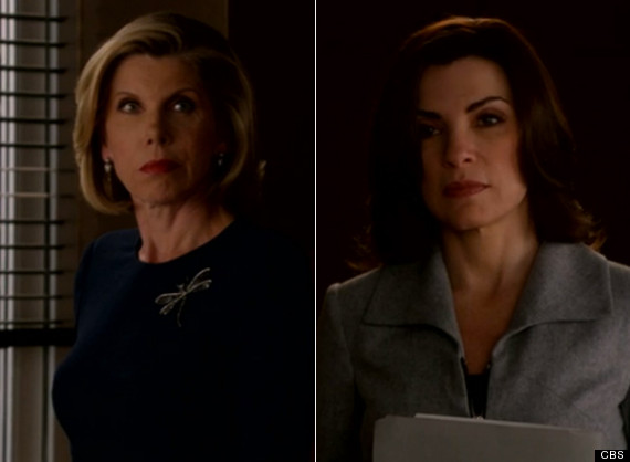 the good wife stare