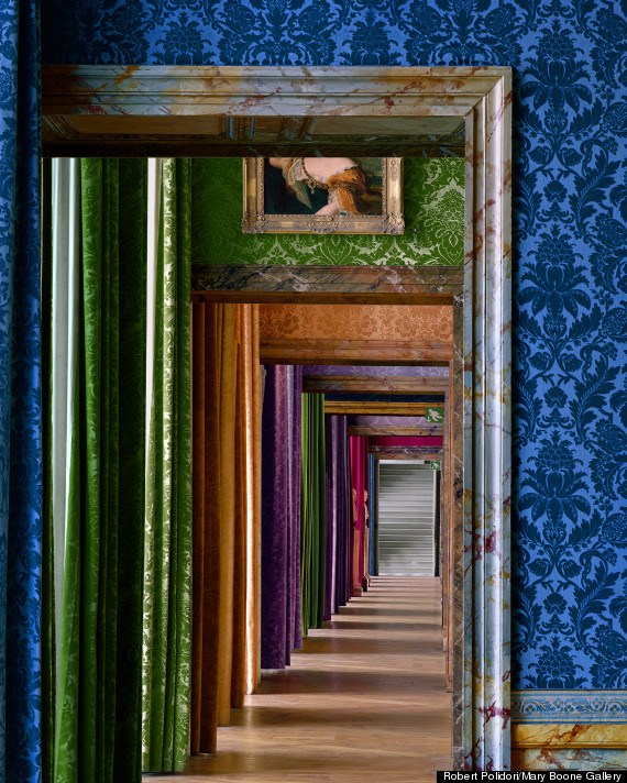 Robert polidori 39 s 39 versailles 39 reveals more about for Enfilade architecture