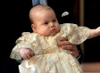 Prince George's Christening Brings Adorable Photos, Chic Ivory Outfits (PHOTOS)