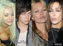 Tired And Emotional Celebs