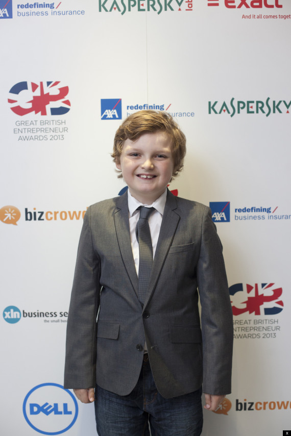 Britain S Youngest Entrepreneur Henry Patterson On How He