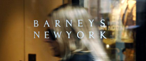 BARNEYS NEW YORK STORE