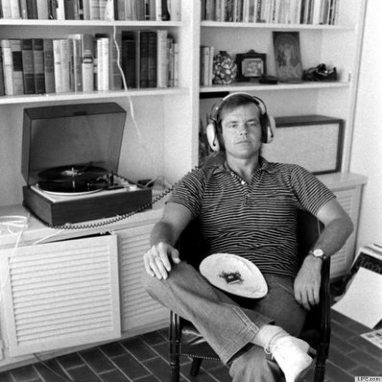 A rare look inside jack nicholson 39 s 39 60s home from life for Jack house music