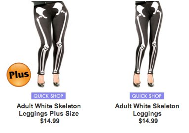 Did Party City Photoshop Plus-Size Models? (PHOTOS) | HuffPost