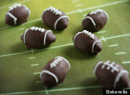 11 Foods Shaped Like Footballs