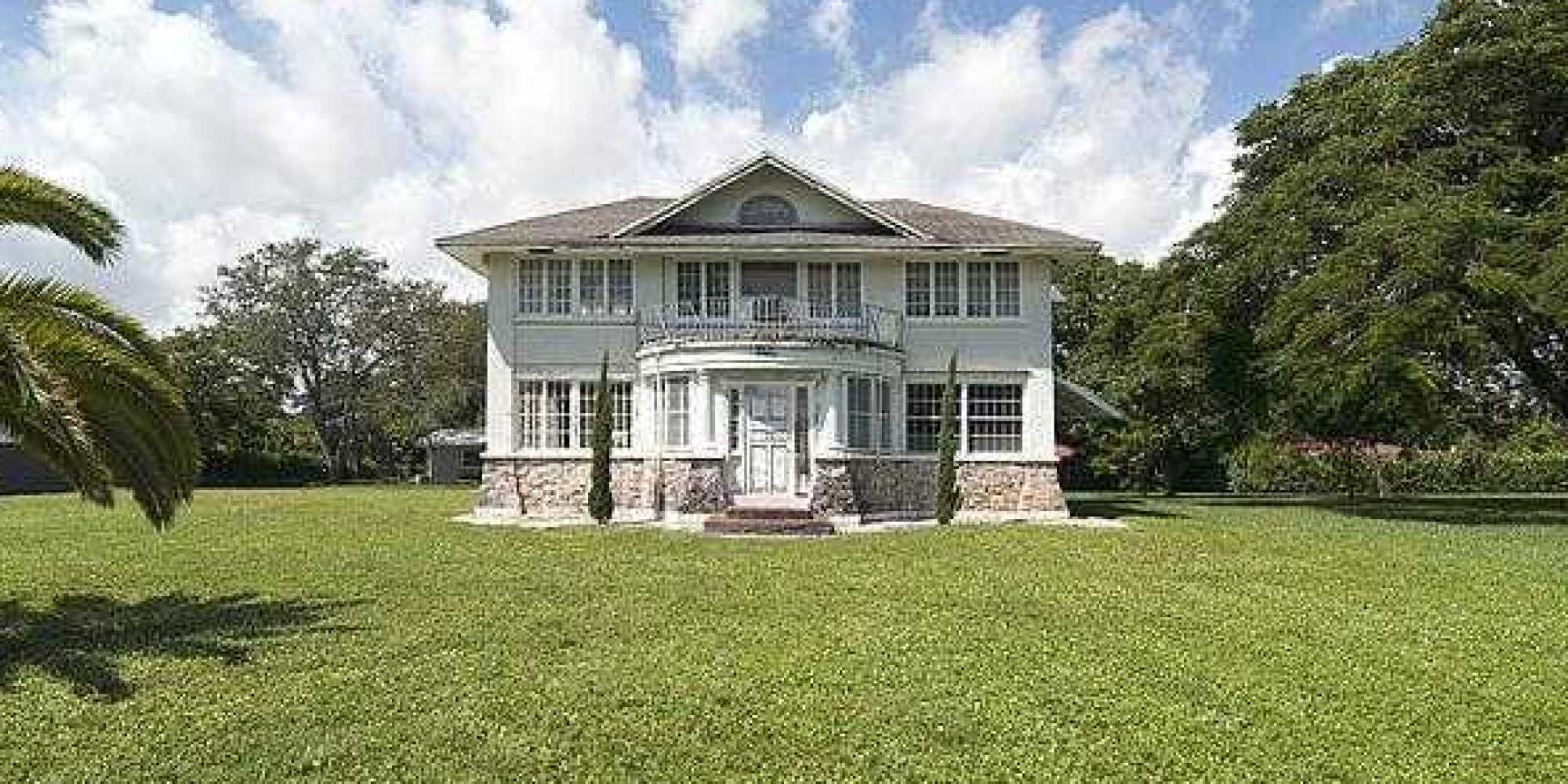 The 39 spookiest 39 old homes on the south florida market for The charlotte house