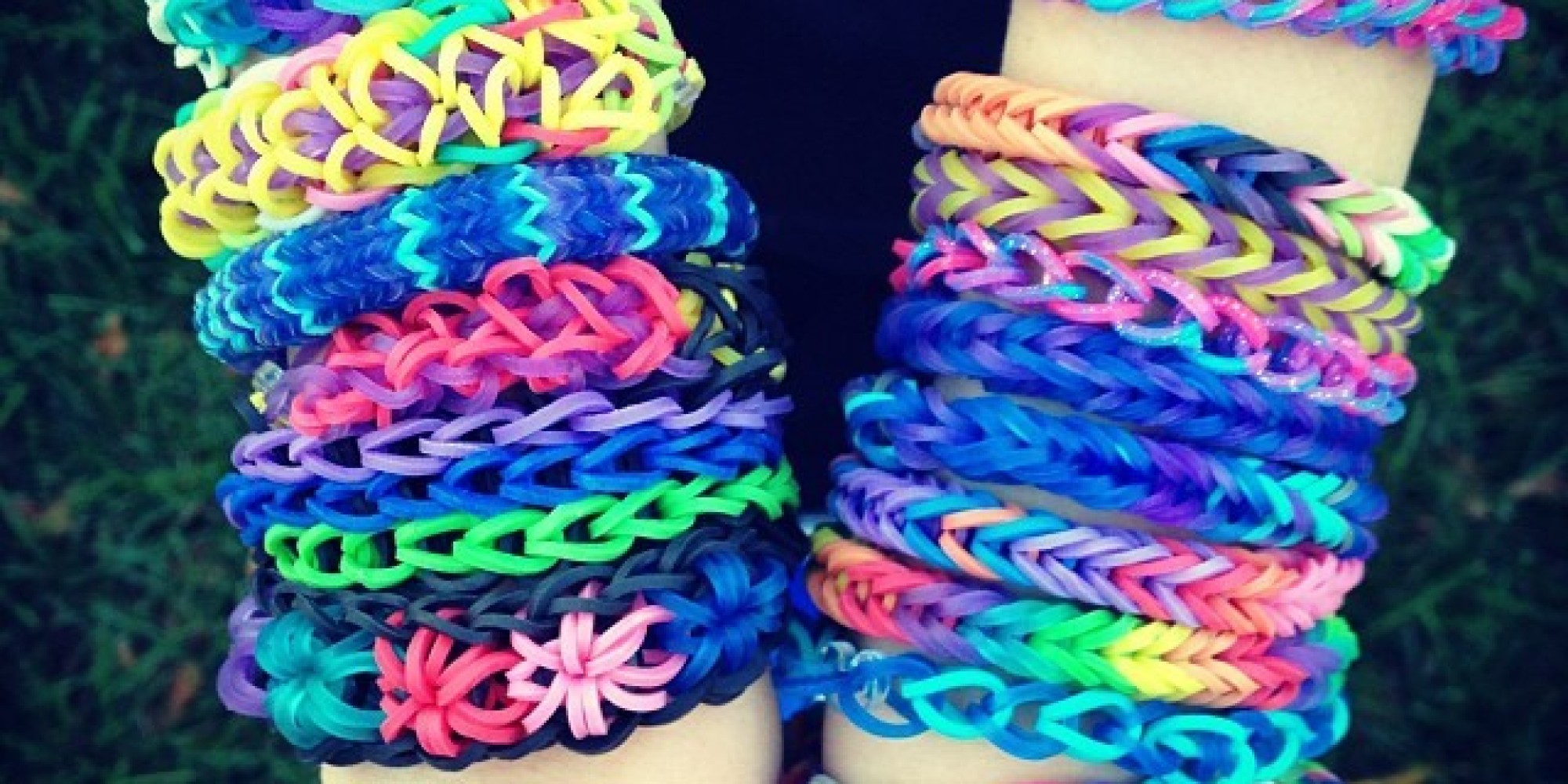 'Rainbow Loom' Bracelets Banned From Two NYC Schools ... Rainbow Loom