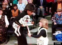 Flashback: When Oprah Made A Little Girl's Dream Come True