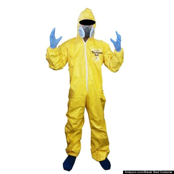 39 breaking bad 39 halloween costume is this year 39 s must have. Black Bedroom Furniture Sets. Home Design Ideas