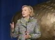 Hillary Clinton Heckled Over Benghazi