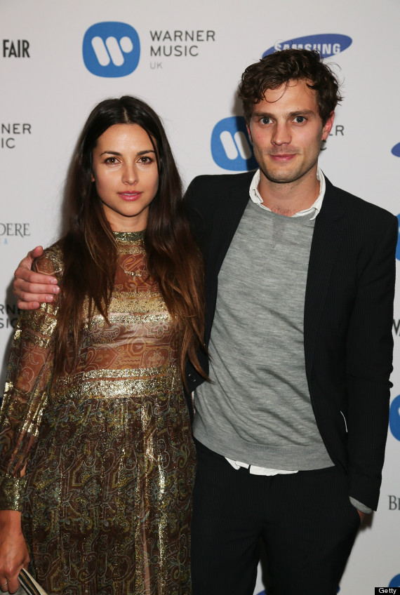 who is jamie dornan well he s reportedly the new leading
