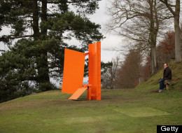 Sir Anthony Caro Grand Old Man of British Sculpture Dies