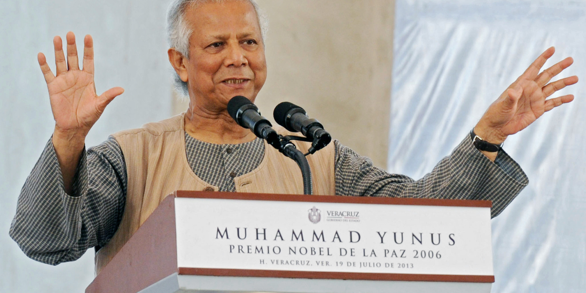 mohammed yunus speech Muhammad yunus (bengali:  yunus gave the commencement speech at duke university for the  and currently chaired by prof muhammad yunus books yunus, muhammad .
